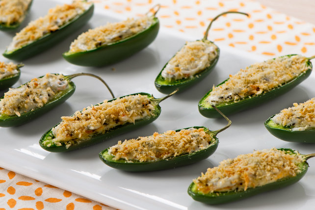 Spinach-Jalapeño Poppers Image 1