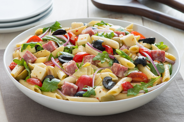 Antipasto Pasta Salad Image 1