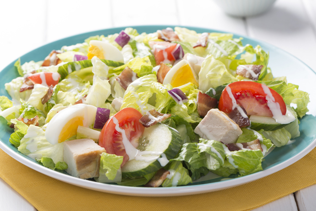 Salade de poulet BLT Image 1