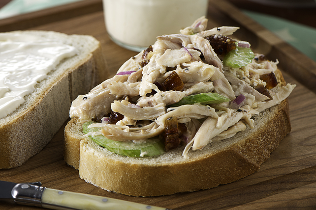 Celery and Date Chicken Salad Image 1