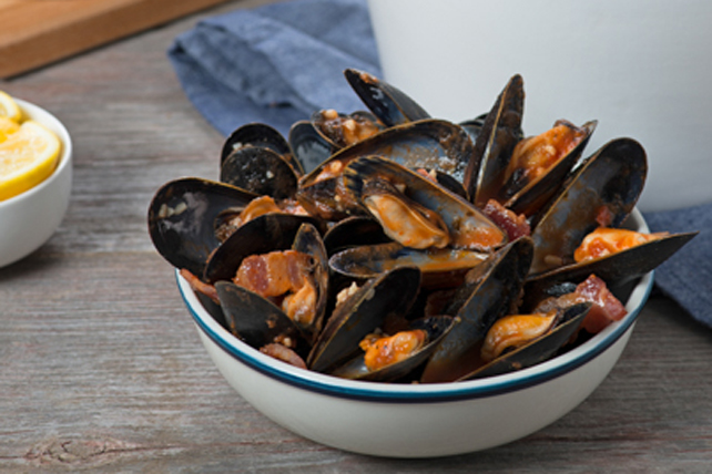 Mussels Marinara Image 1