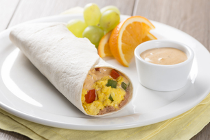 Southwest Ranch Breakfast Burrito