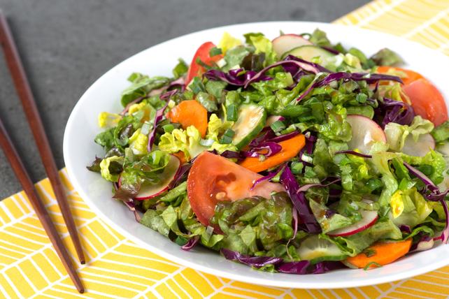 Salade de chou asiatique au sésame Image 1