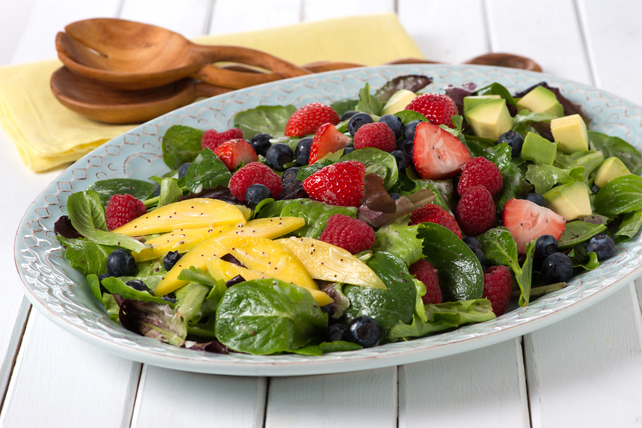 Salade aux multiples petits fruits Image 1