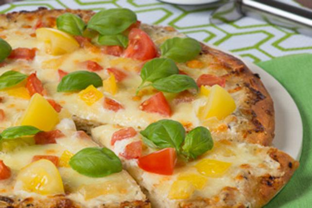 Caesar Caprese Pizza Image 1