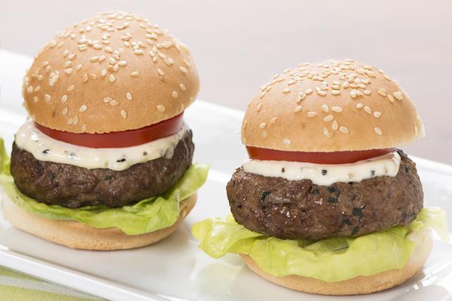 Mini-burgers à la César Image 1