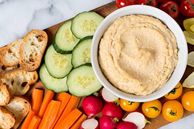 Caesar Hummus Dip Image 1