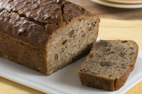 Poppy Seed-Banana Bread