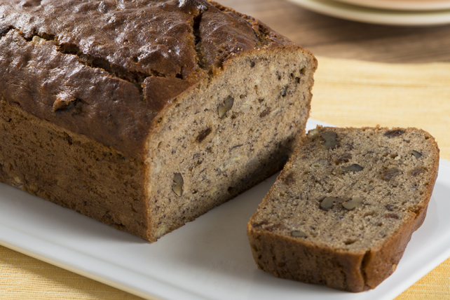 Poppy Seed Banana Bread