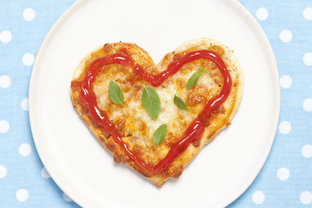 Pizza déjeuner sur tortilla Image 1