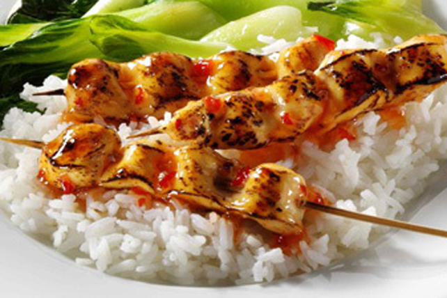 Tempting Thai Skewers Image 1
