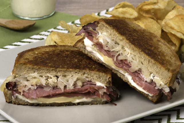 Reuben Sandwiches Image 1