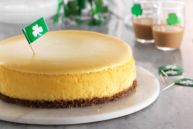Irish Cream Cheesecake Image 1
