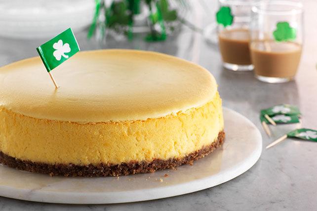 Gâteau au fromage à la crème irlandaise