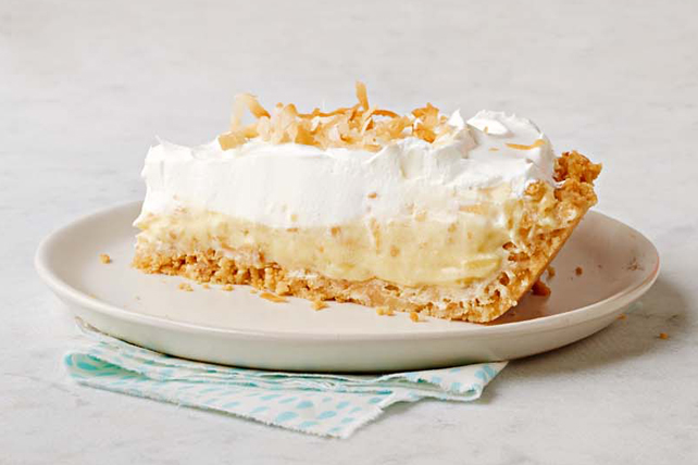 Toasted Coconut Cream Pie Image 1