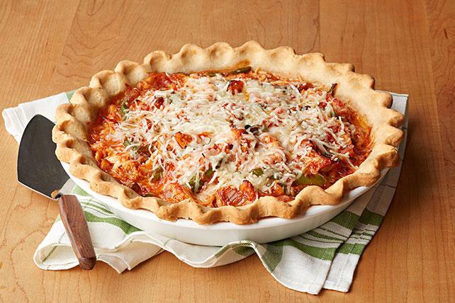 Pastel de pollo con queso parmesano Image 1