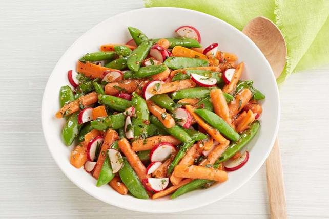 Légumes printaniers glacés Image 1