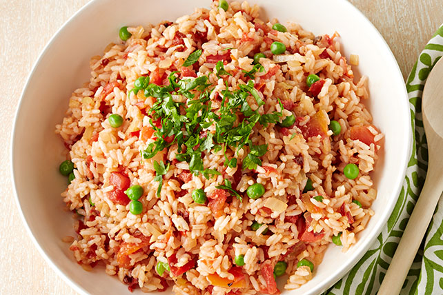 Restaurant-Style Mexican Rice Image 1
