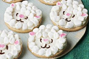 Biscuits au sucre «petits agneaux»