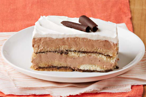 Chocolate and Cookie Tiramisu