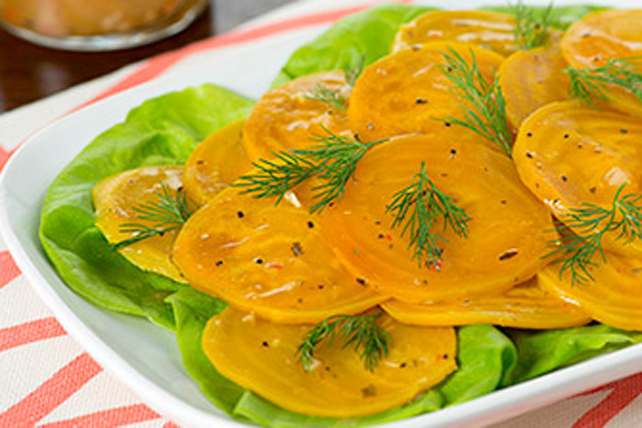 Golden Beet Salad Image 1