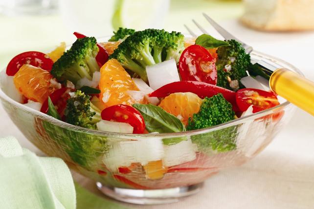Salade à l'oignon doux et à l'orange Image 1