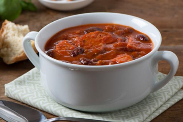 Chili italien à la saucisse Image 1