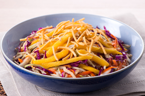 Asian Sesame-Mango Salad