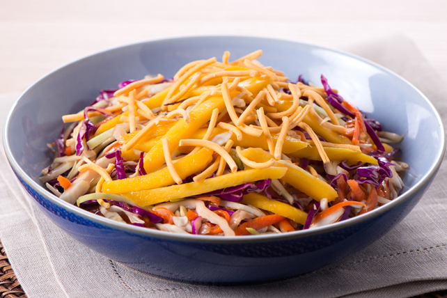 Asian Sesame-Mango Salad Image 1