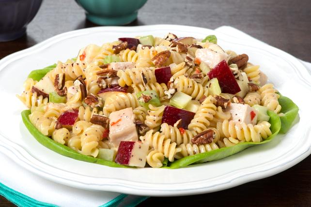 Waldorf Turkey Pasta Salad Image 1