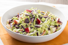 Colourful Cabbage Slaw