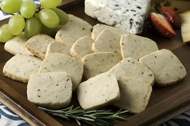 Biscuits sablés au fromage bleu Image 1