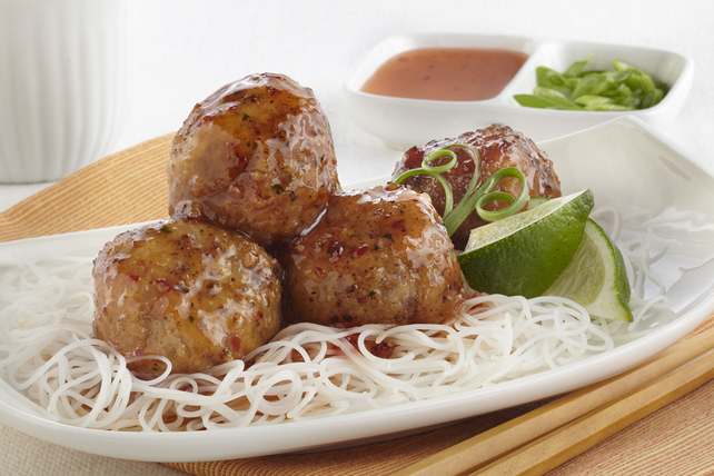 Tangy Thai Meatballs Image 1