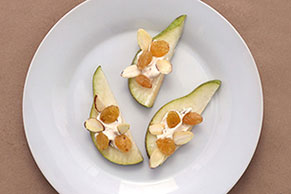 Pear and Raisin Delight