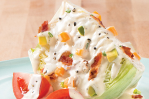 Classic Ranch Wedge Salad