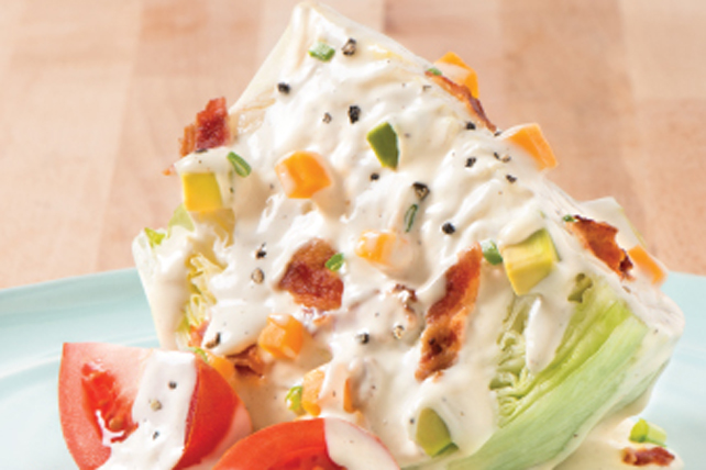 Classic Ranch Wedge Salad Image 1