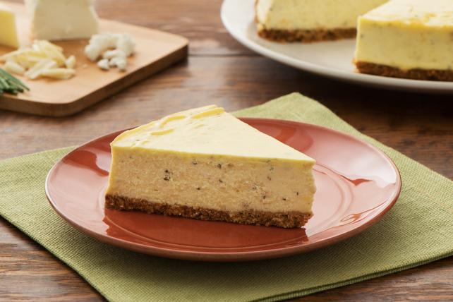 Gâteau au fromage savoureux aux fines herbes Image 1