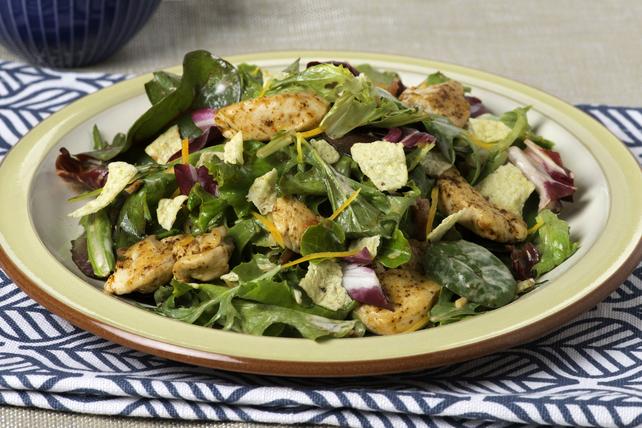 Salade de poulet et tacos Ranch Image 1