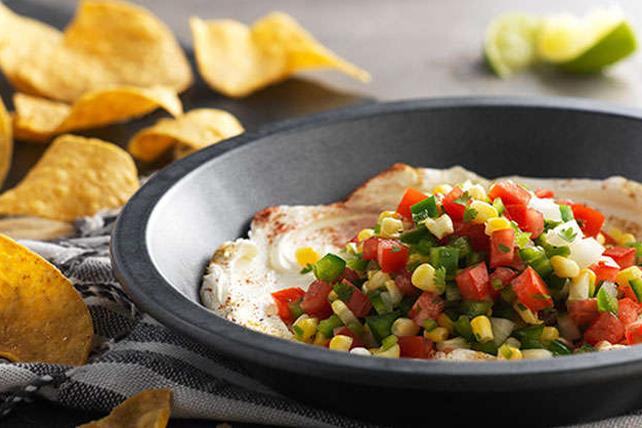 Trempette au jalapeno et à la salsa Image 1