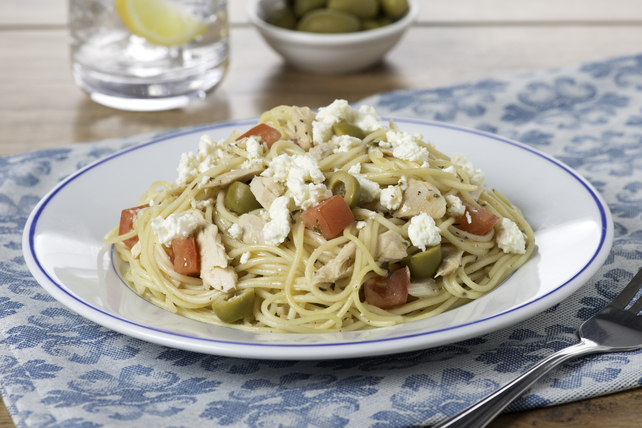 Spaghettinis grecs de Janice Image 1