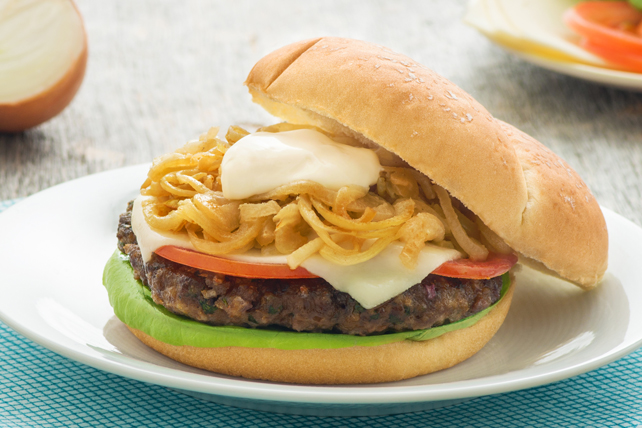 French Onion Burger Image 1
