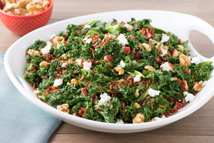 Baby Kale & Red Rice Salad