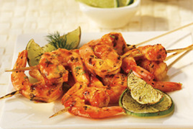 Grilled Shrimp Cocktail Image 1