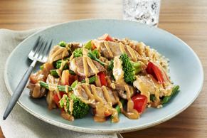 Tonight's Easy Thai Pork Stir-Fry