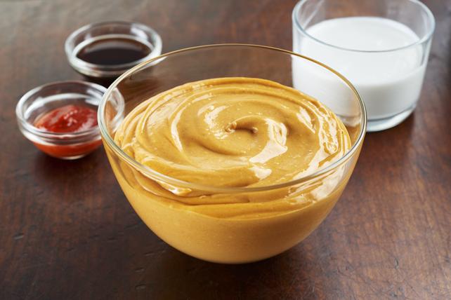 Sauce aux arachides délicieusement simple Image 1
