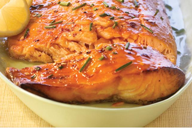 Saumon grillé au citron Image 1