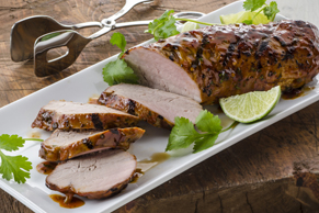 Maple-Chipotle Pork Tenderloin
