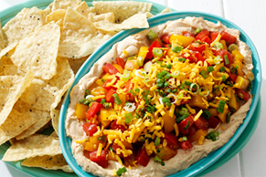 Smokehouse Layered Dip
