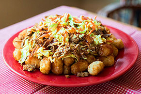 Carolina Pulled Pork TATER TOTS®