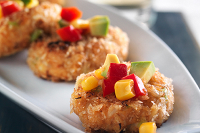 Spicy Crab Cakes Image 1